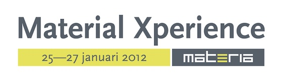 Material Xperience 2012 logo