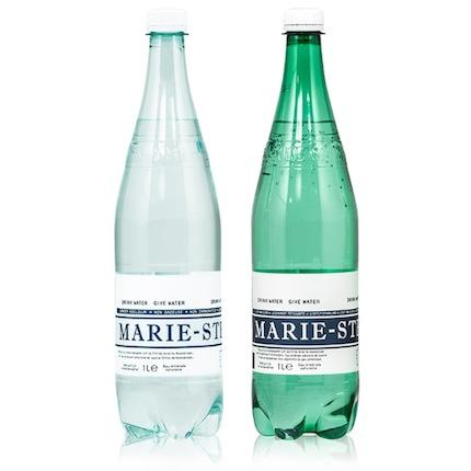 Marie Stella Maris liter bottles